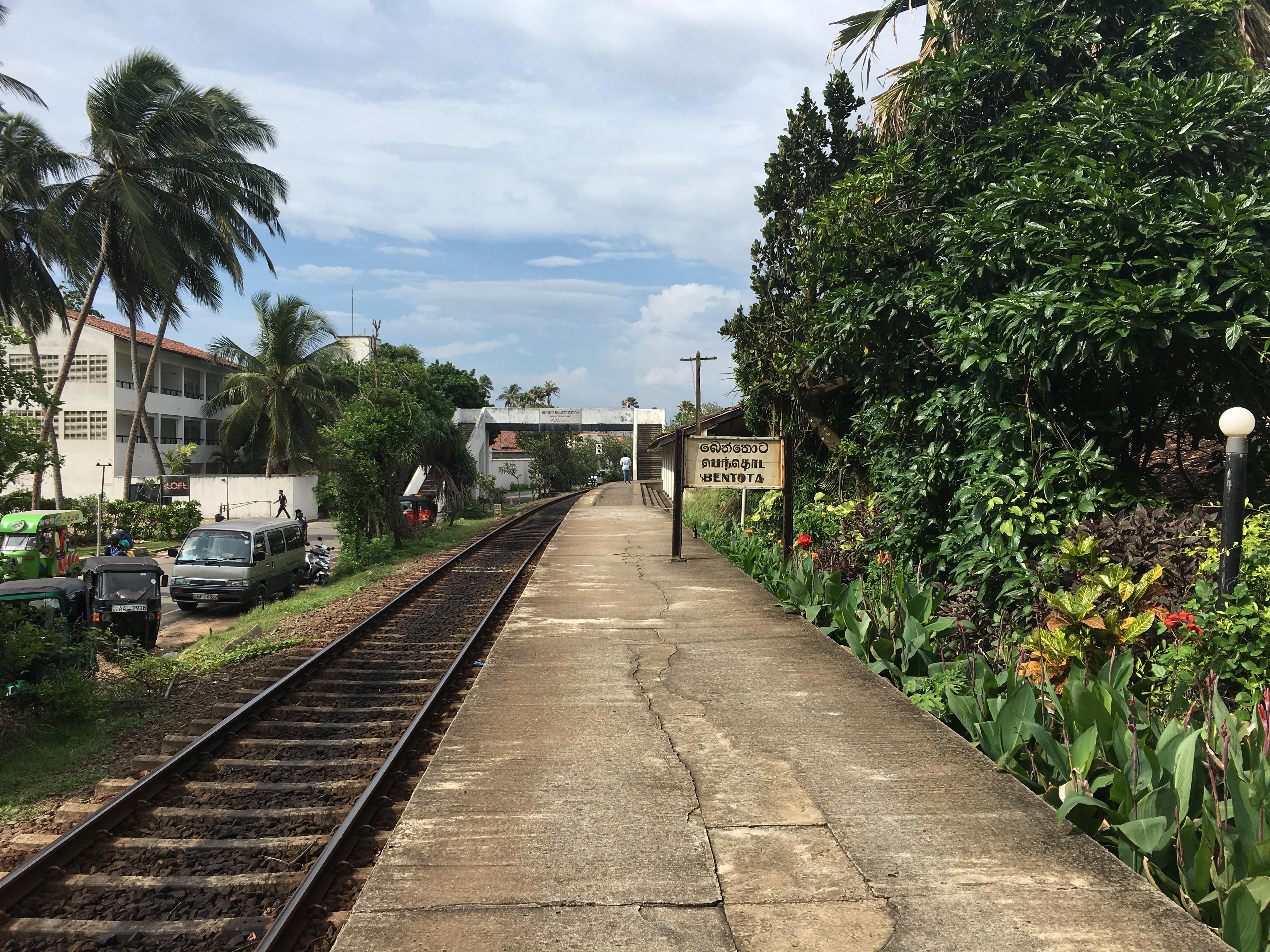 Gare Bentota