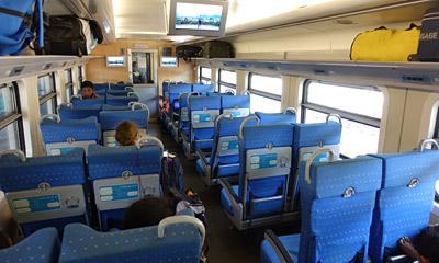 Sri Lanka train 1ère classe