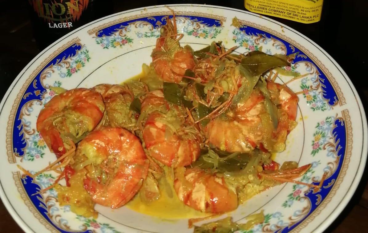 Crevettes Manju