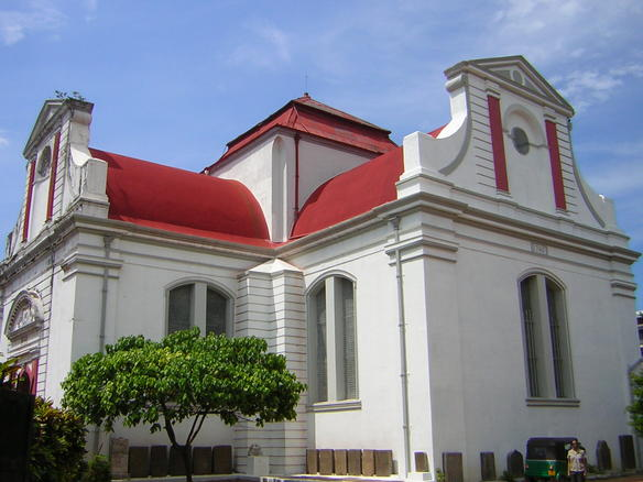 Eglise de Wolfendahl, Pettah