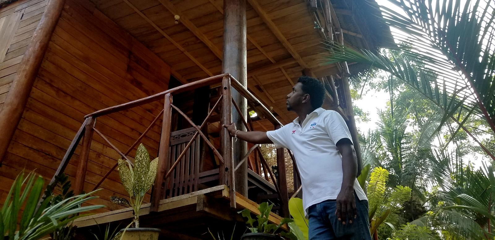 sri lanka authentique manju tree house