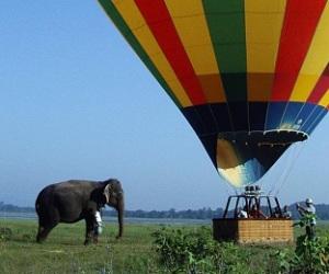 montgolfiere sri lanka