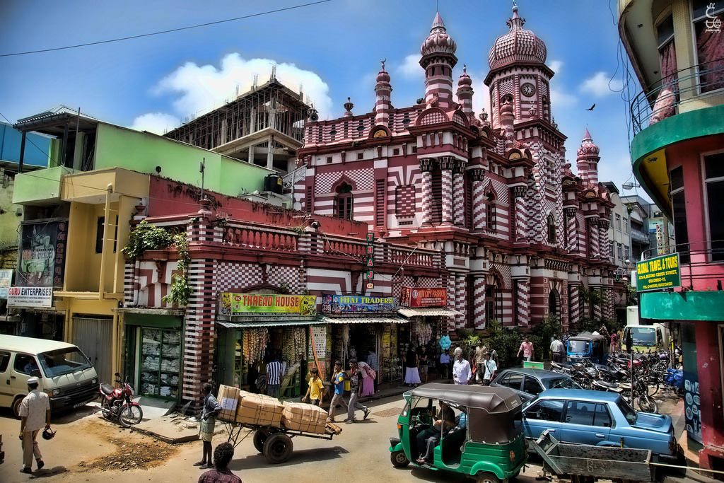 Colonial Sri Lanka Tour