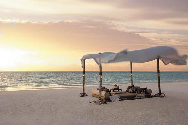 Rendez-vous amoureux Maldives