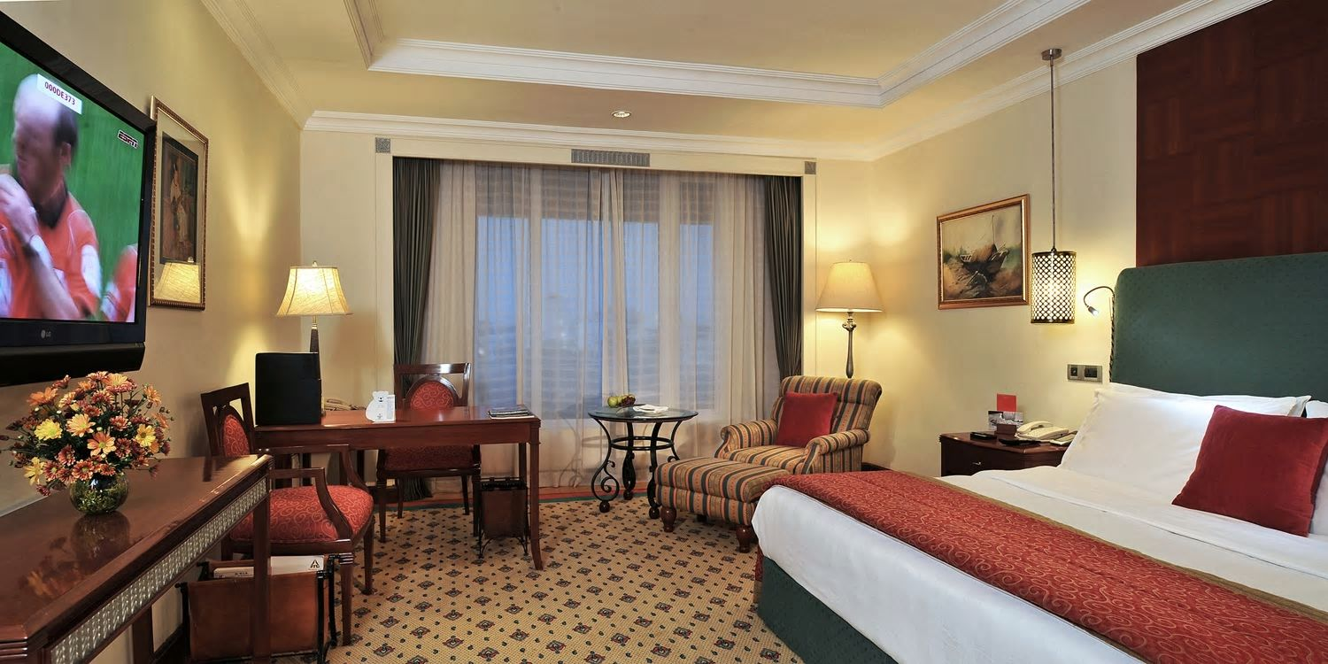 Chambre WelcomHotel Chennai